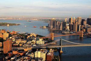 Brooklyn and the Brooklyn Bridge