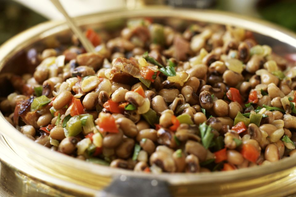 Why We Eat Black Eyed Peas For The New Year