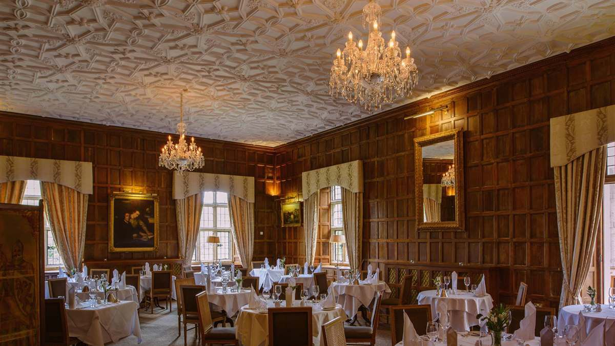 The Dining Room at the Waterford