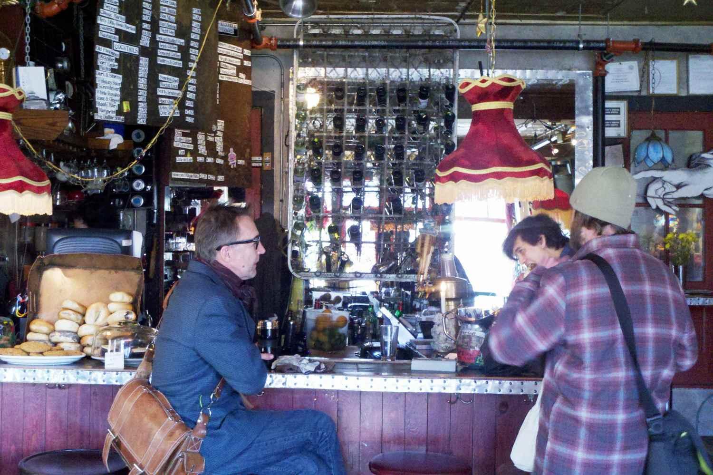 Radio Bean Burlington VT Coffee Shop and Bar