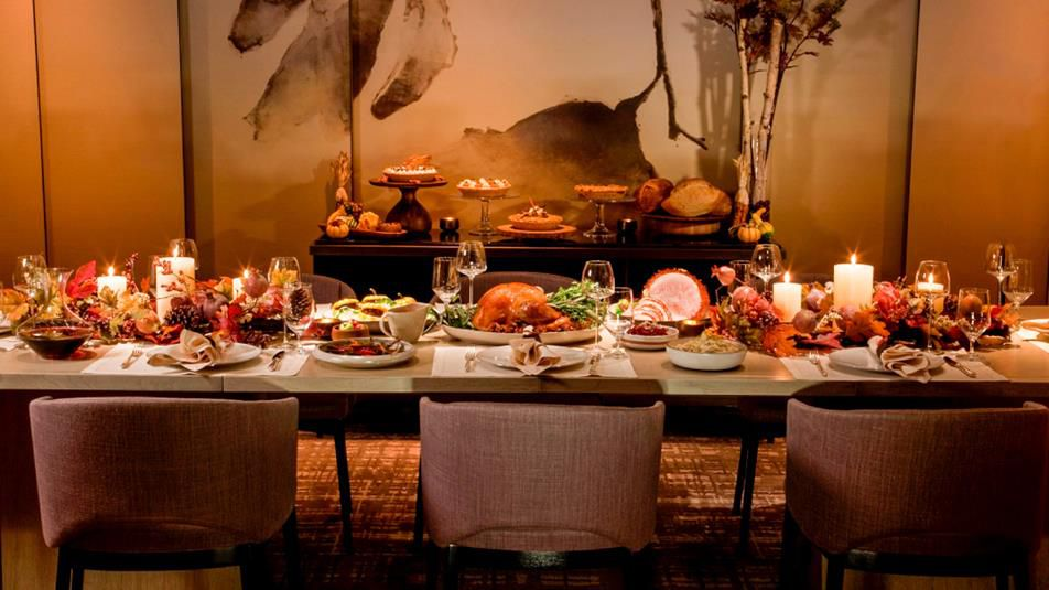The Best Restaurants For Christmas Dinner In Nyc