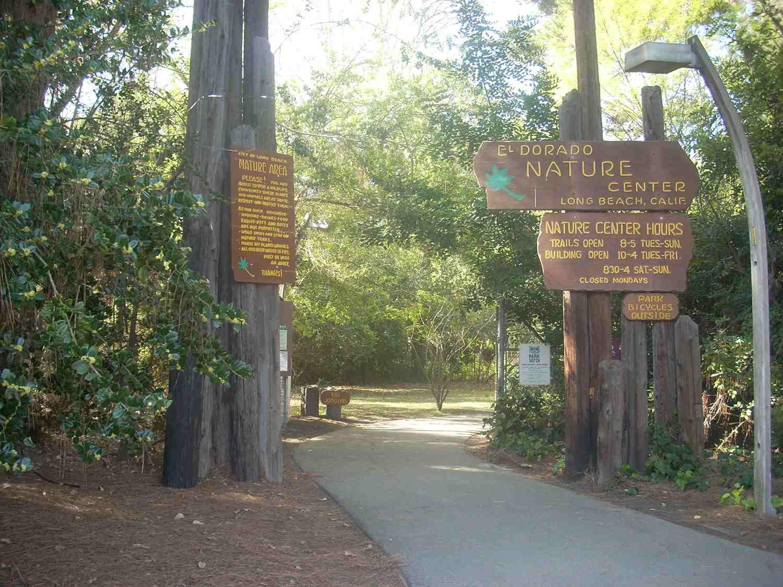 El Dorado Park Nature Center, Long Beach, California