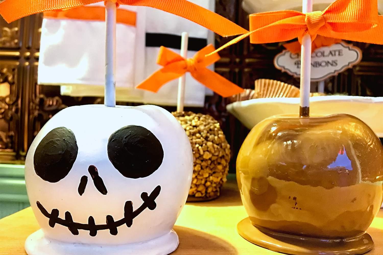Halloween Holiday Sweet Golosinas en Disneyland