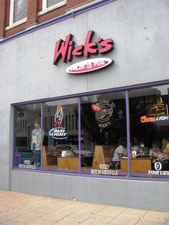 Wick's in Louisville, KY