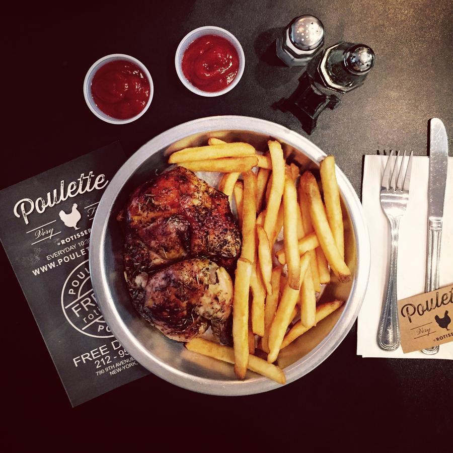 Poulette Rotisserie Chicken