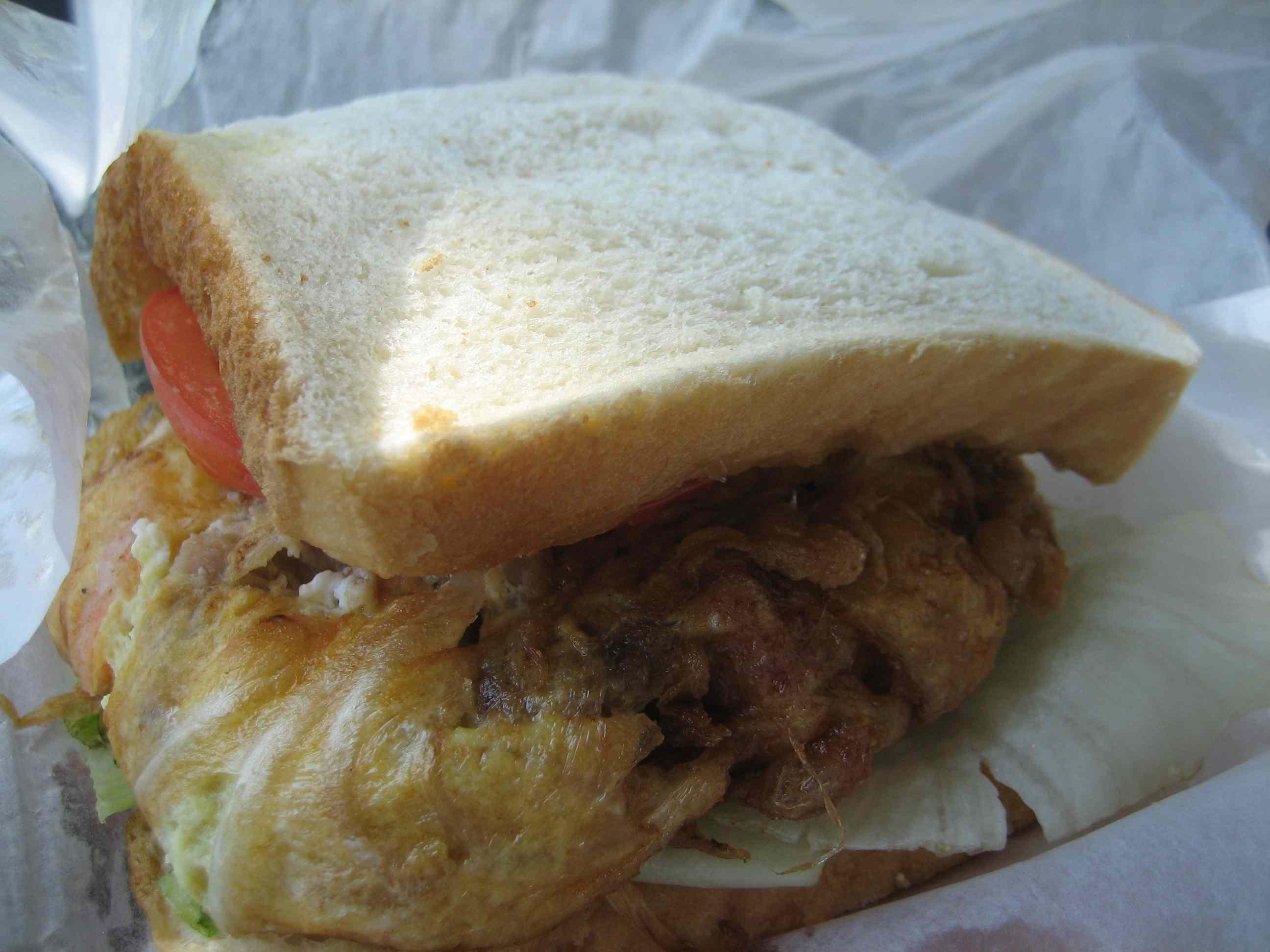 Sandwich de San Pablo