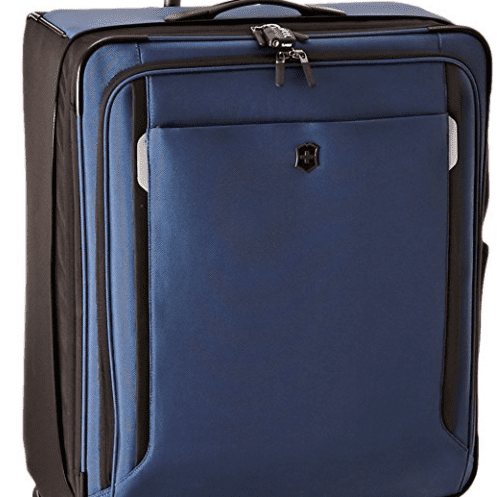 Best Overall Werks Traveler 50 27 Inch Dual Caster Spinner Suitcase