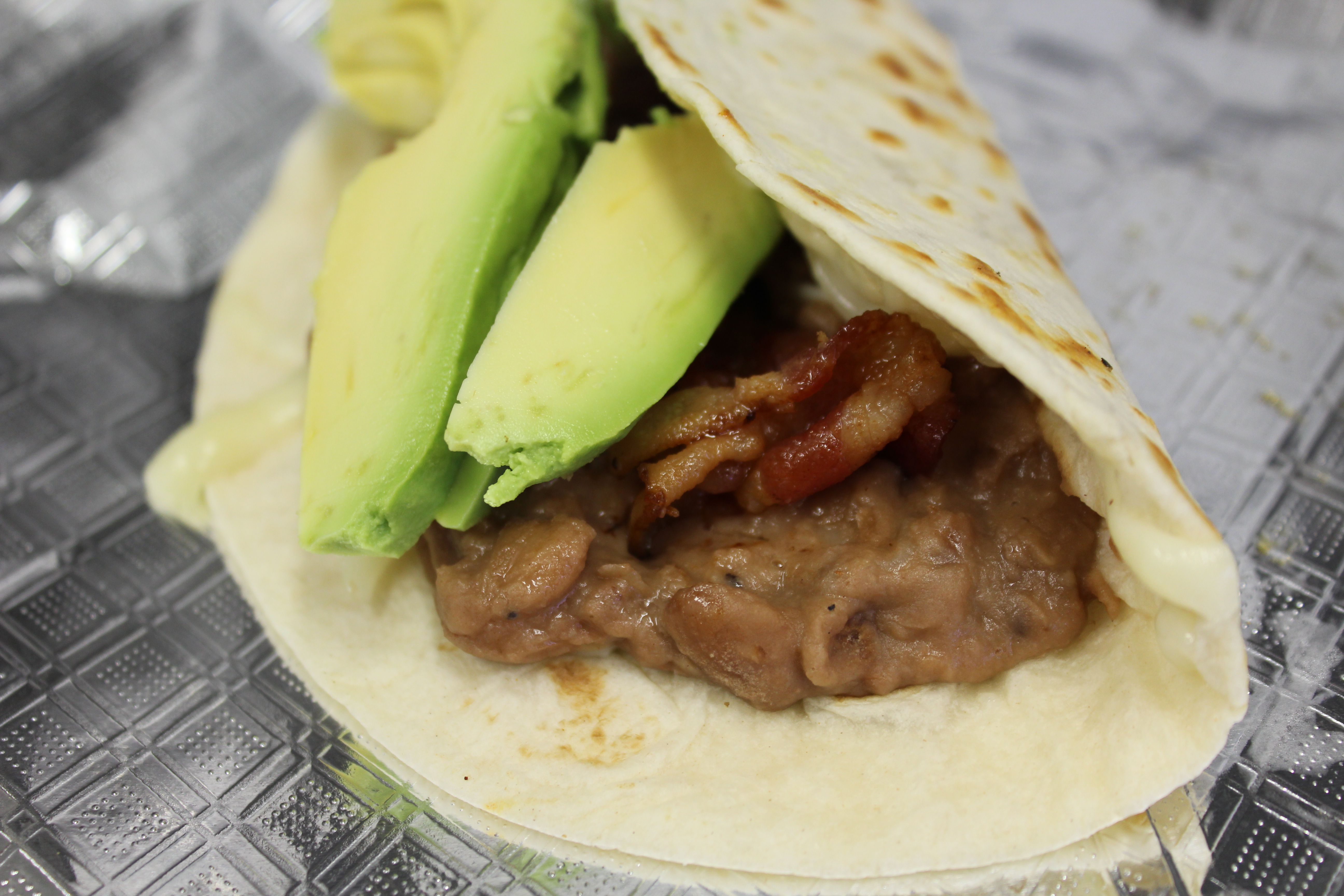 Don Chago taco