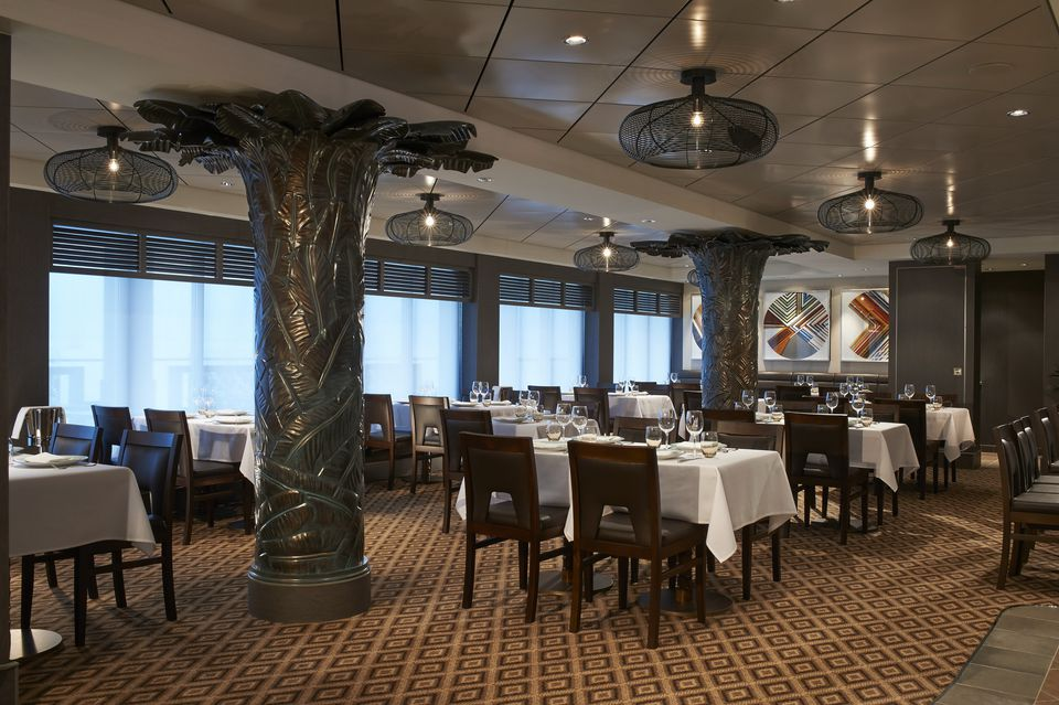 Bayamo Restaurant on the Norwegian Escape