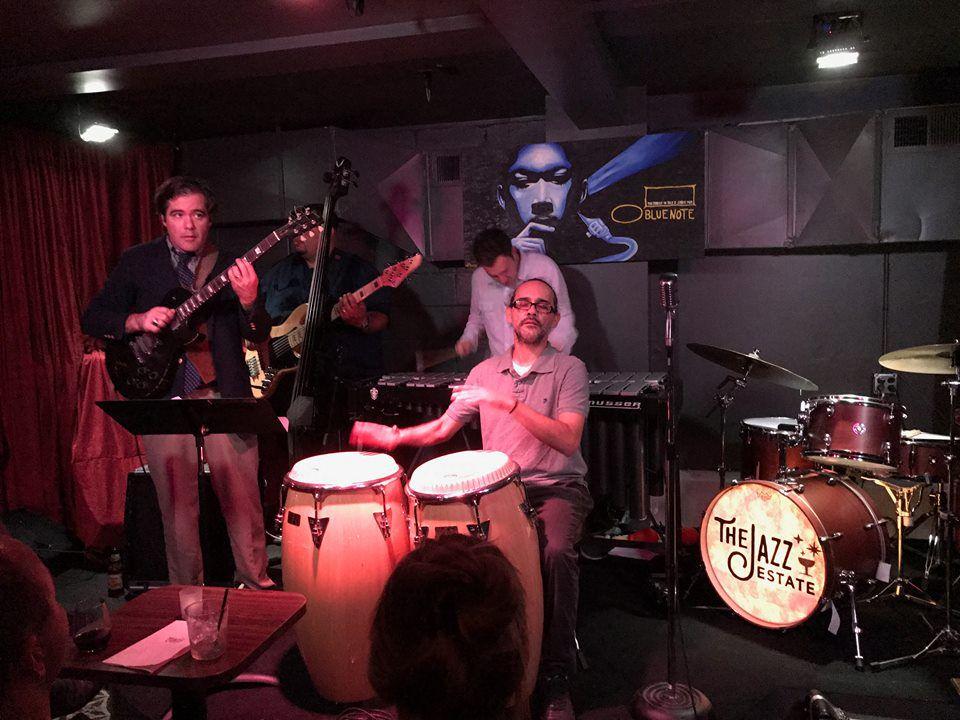 CNJ Latin Jazz at The Jazz Estate