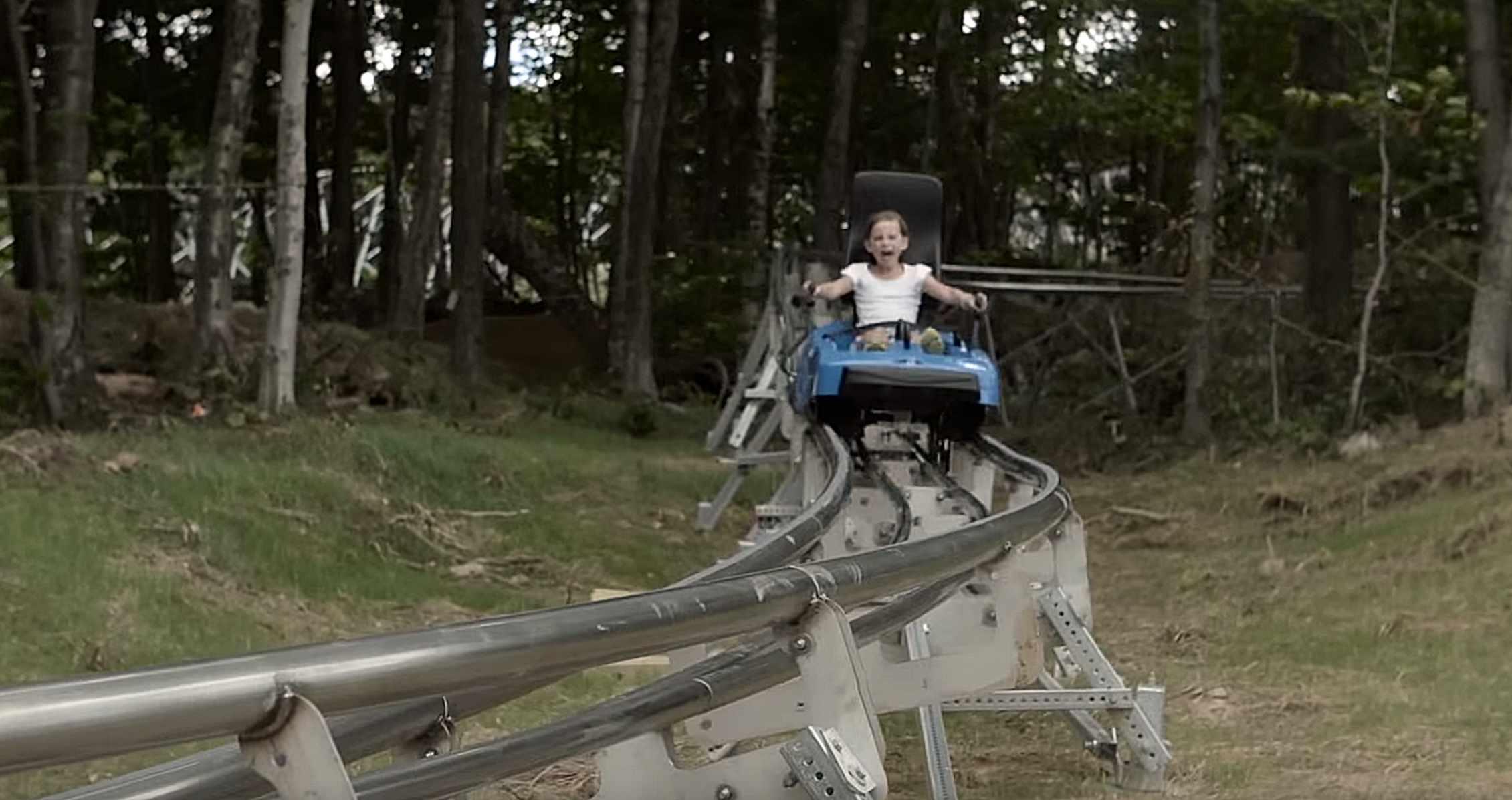 Killington's Beast Mountain Coaster