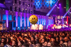 Montréal en Lumière is Montreal's festival of lights, one of the city's higher profile annual events.