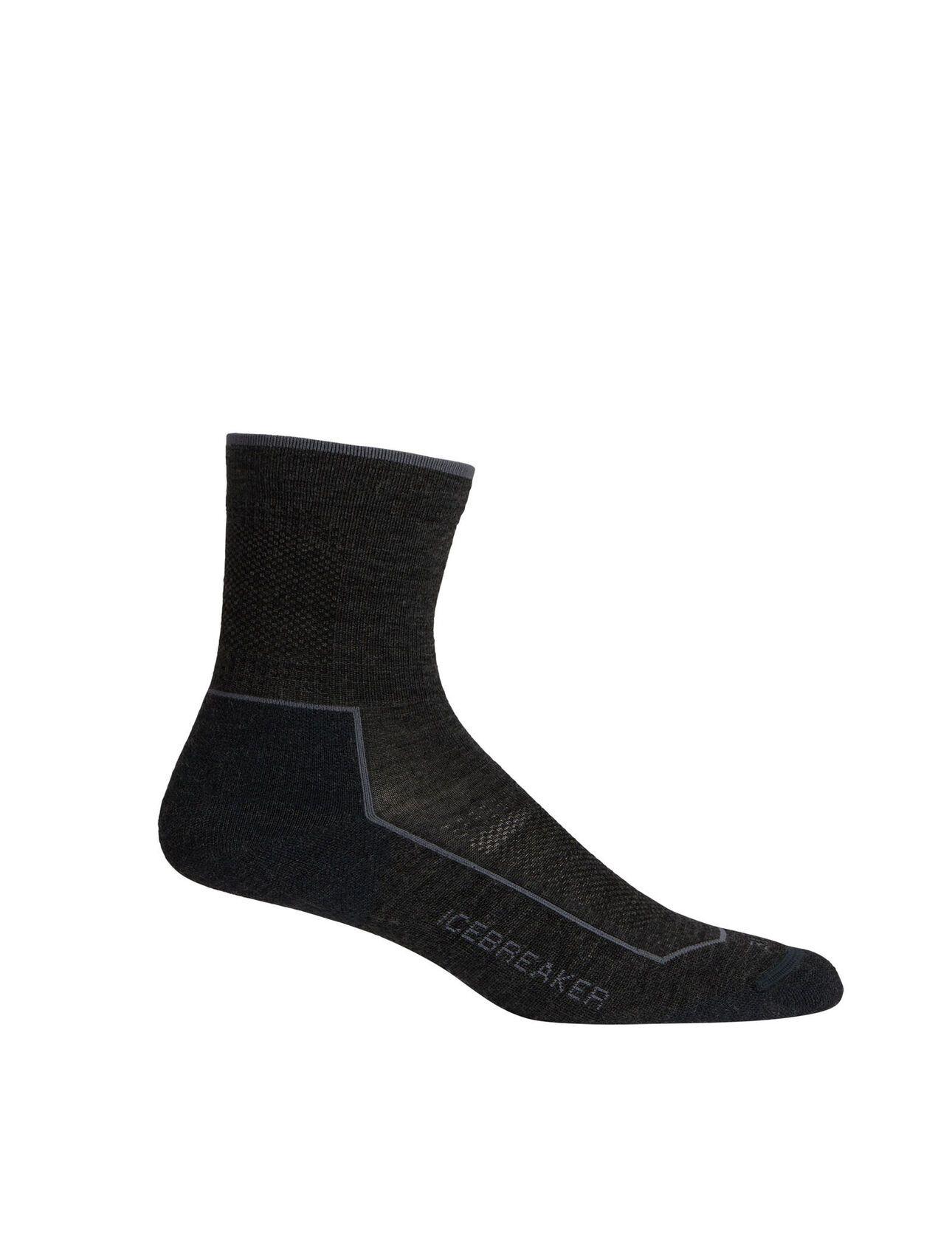 Women's Cool-Lite™ Merino Hike 3Q Crew Socks
