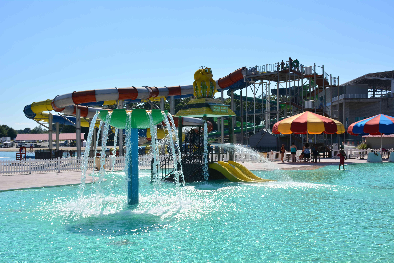 The Beach water park in Georgia