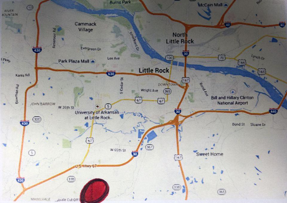The Most Dangerous Areas In Little Rock Arkansas