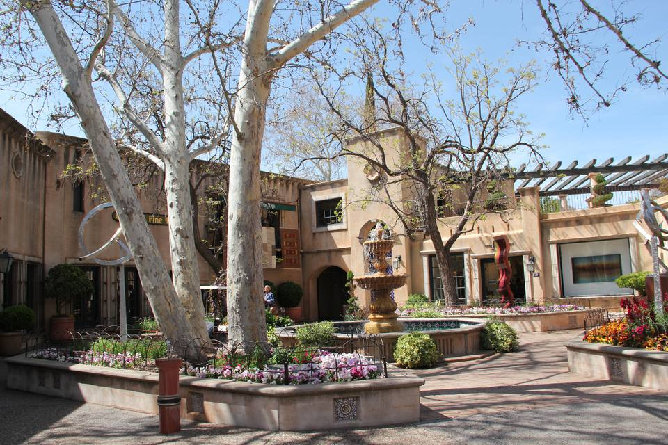 Tlaquepaque in Sedona