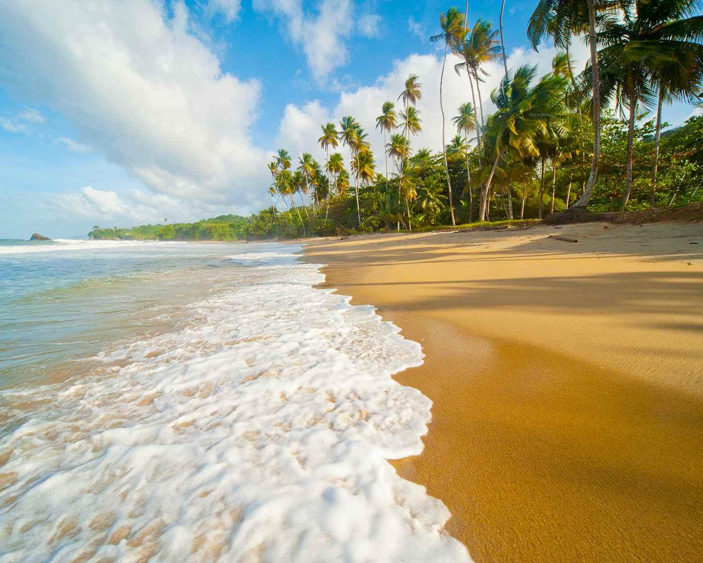 Blanchisseuse Beach, Trinidad