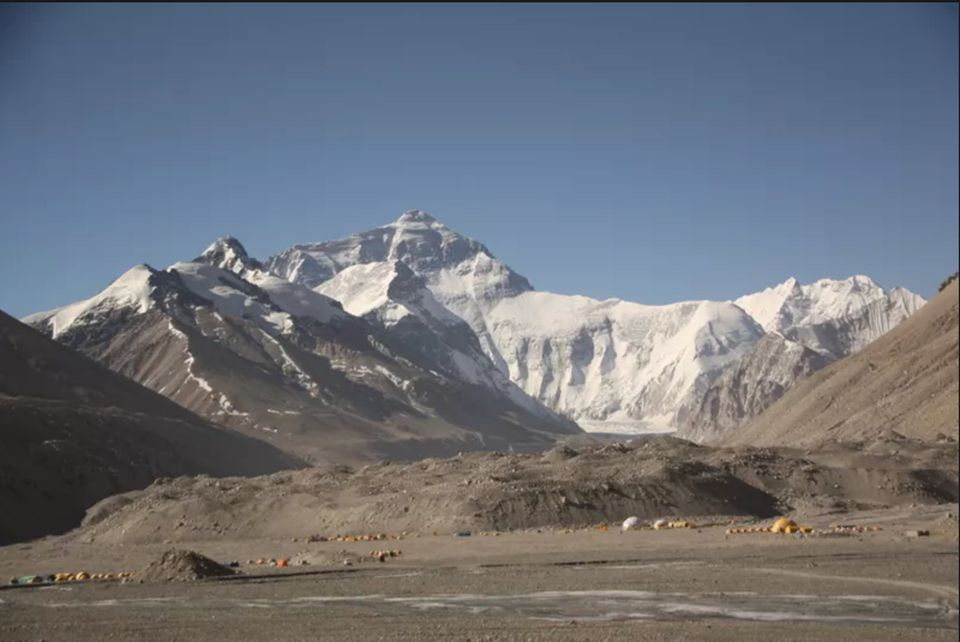 view mt everest base camp