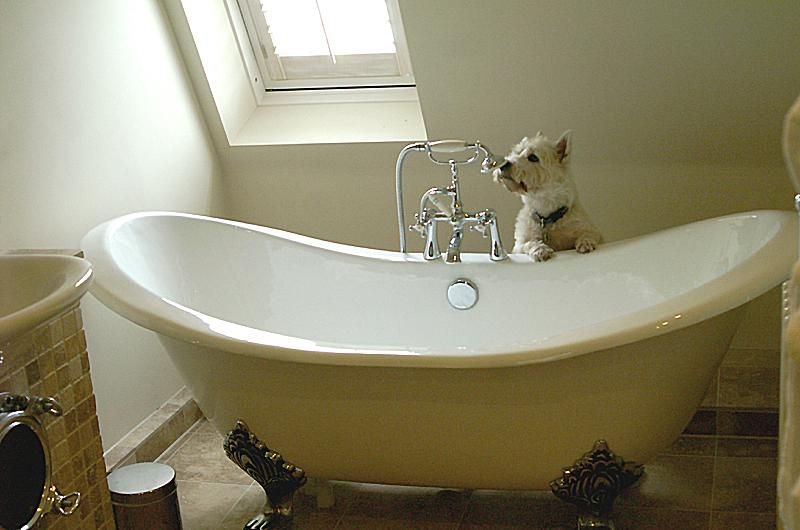 Bath at South Sands Hotel, Salcombe