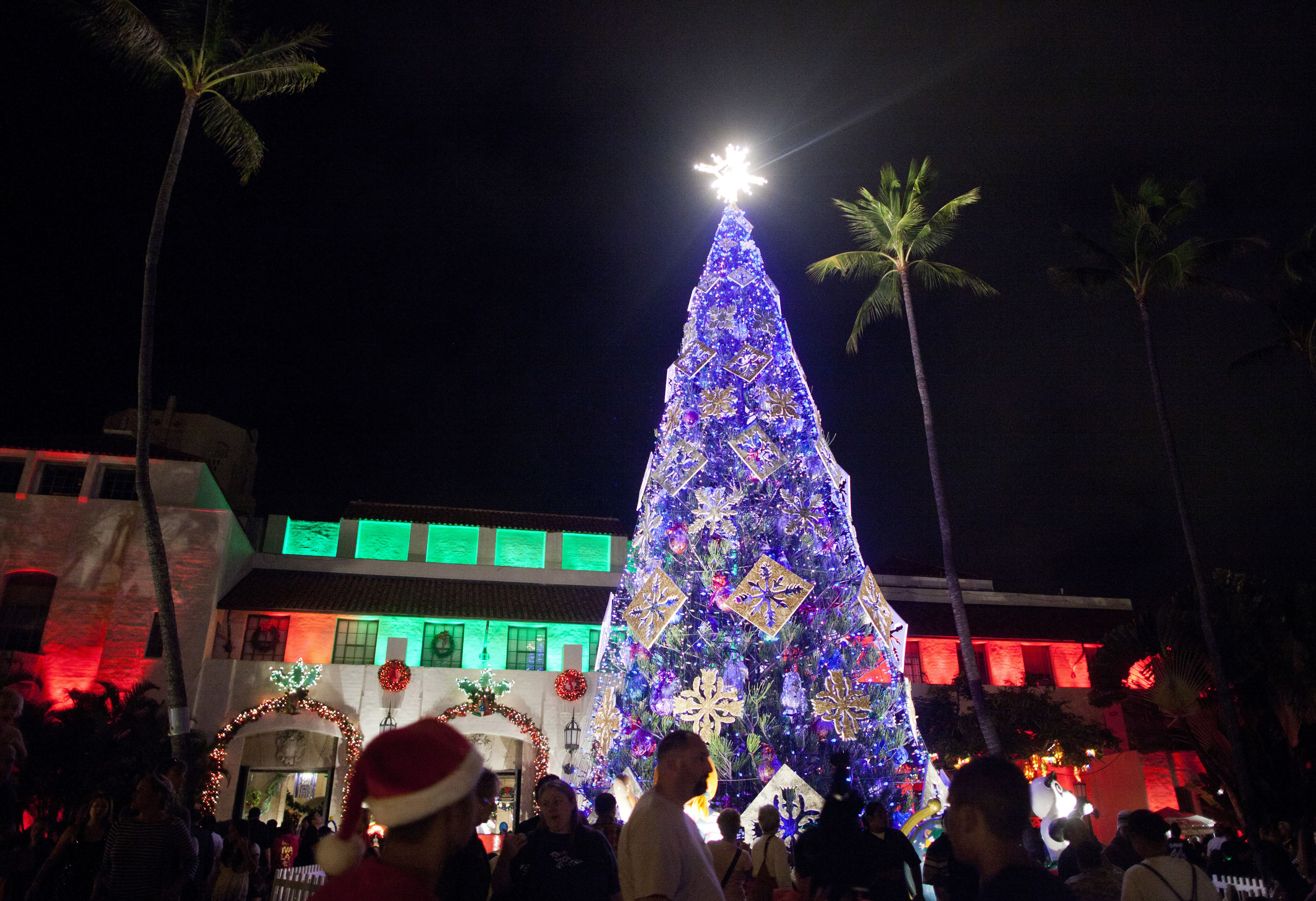 Things to Do for Christmas on Oahu