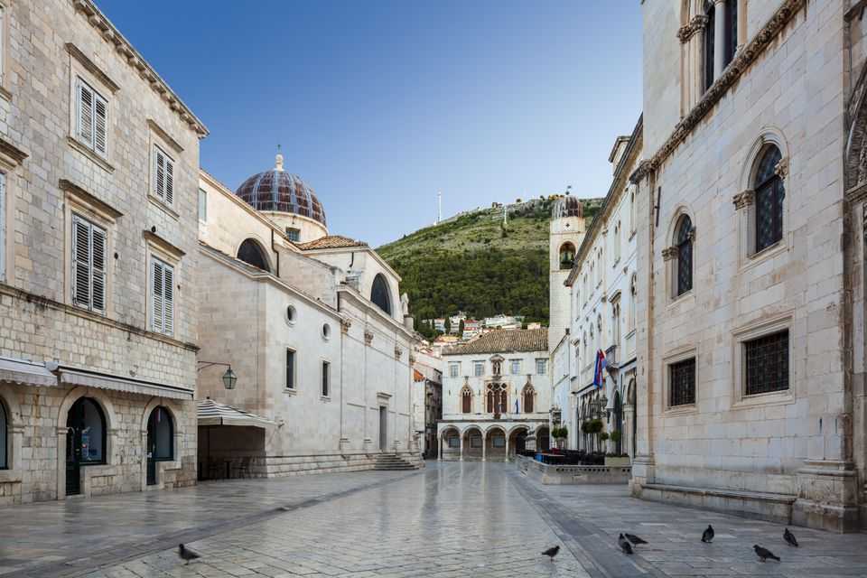 Dubrovnik at sunrise