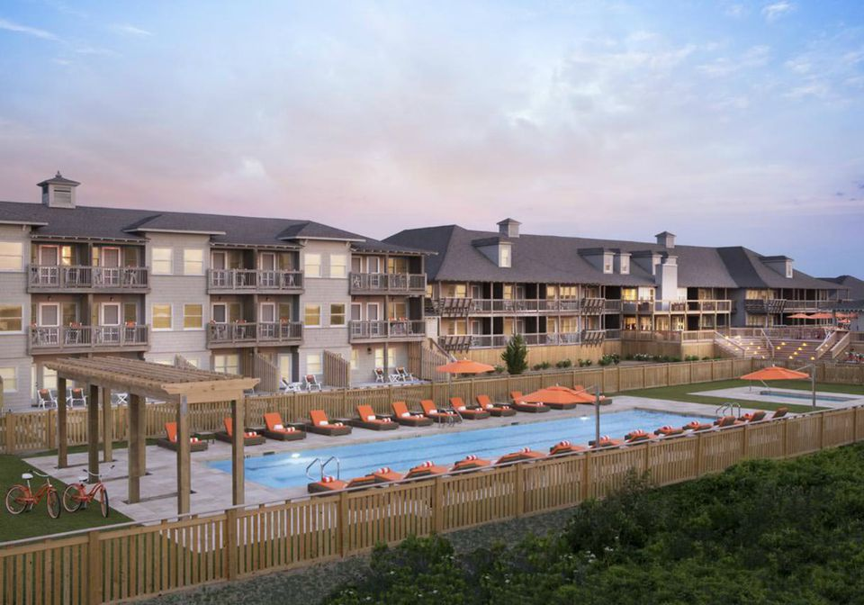 Sanderling Resort on the Outer Banks