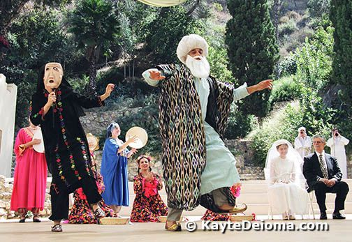 Gulistan Dancers at Ford Amphitheatre