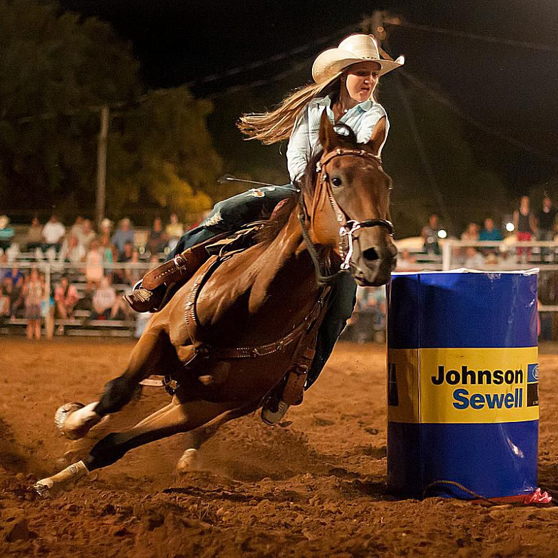 Take Your Kids to a Texas Rodeo