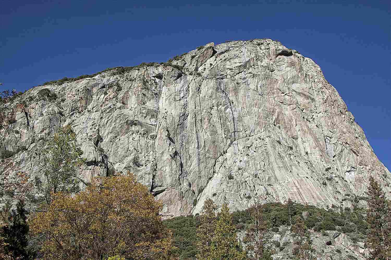 Đại Sentinel trong Vườn quốc gia Kings Canyon