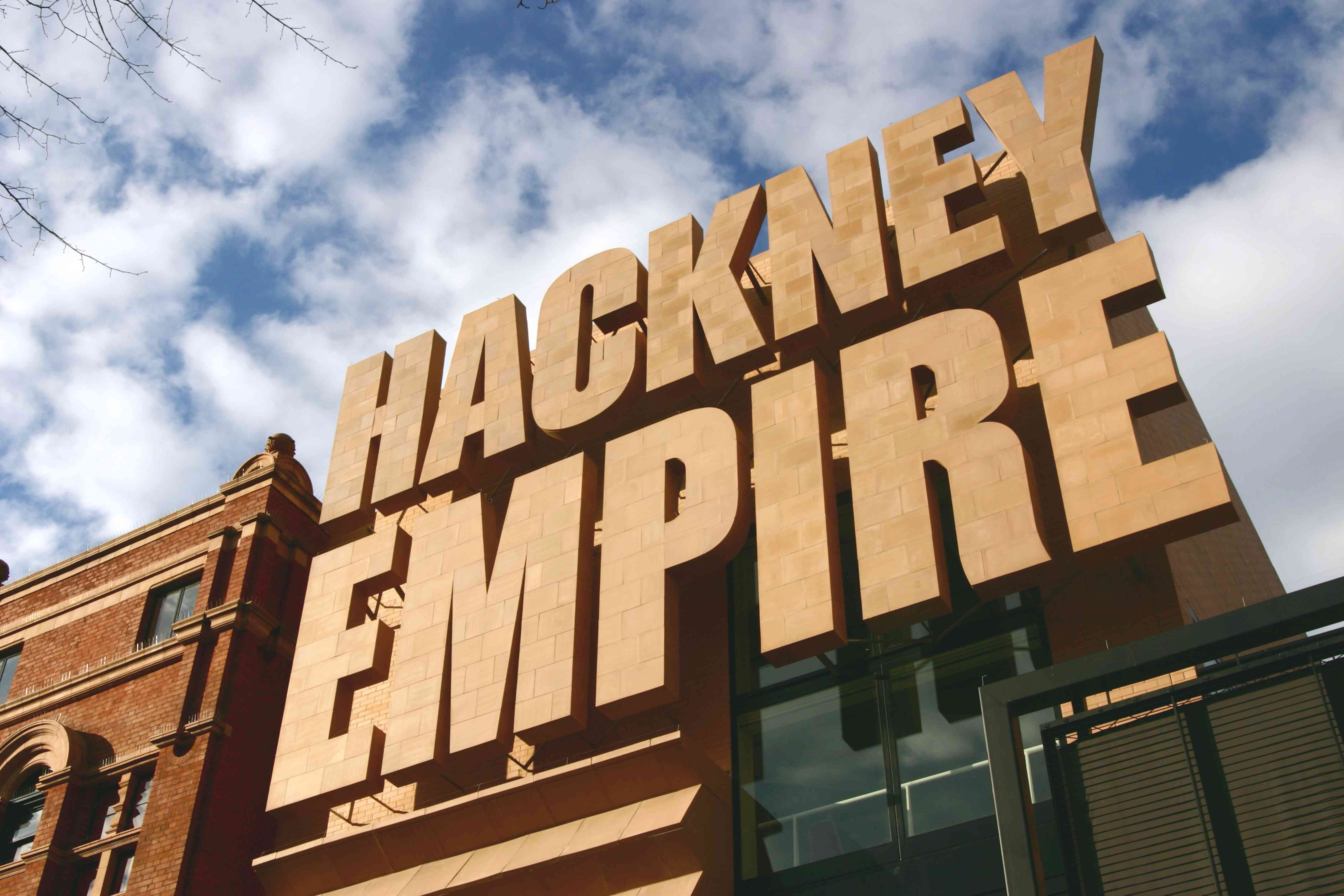 Hackney Empire in London