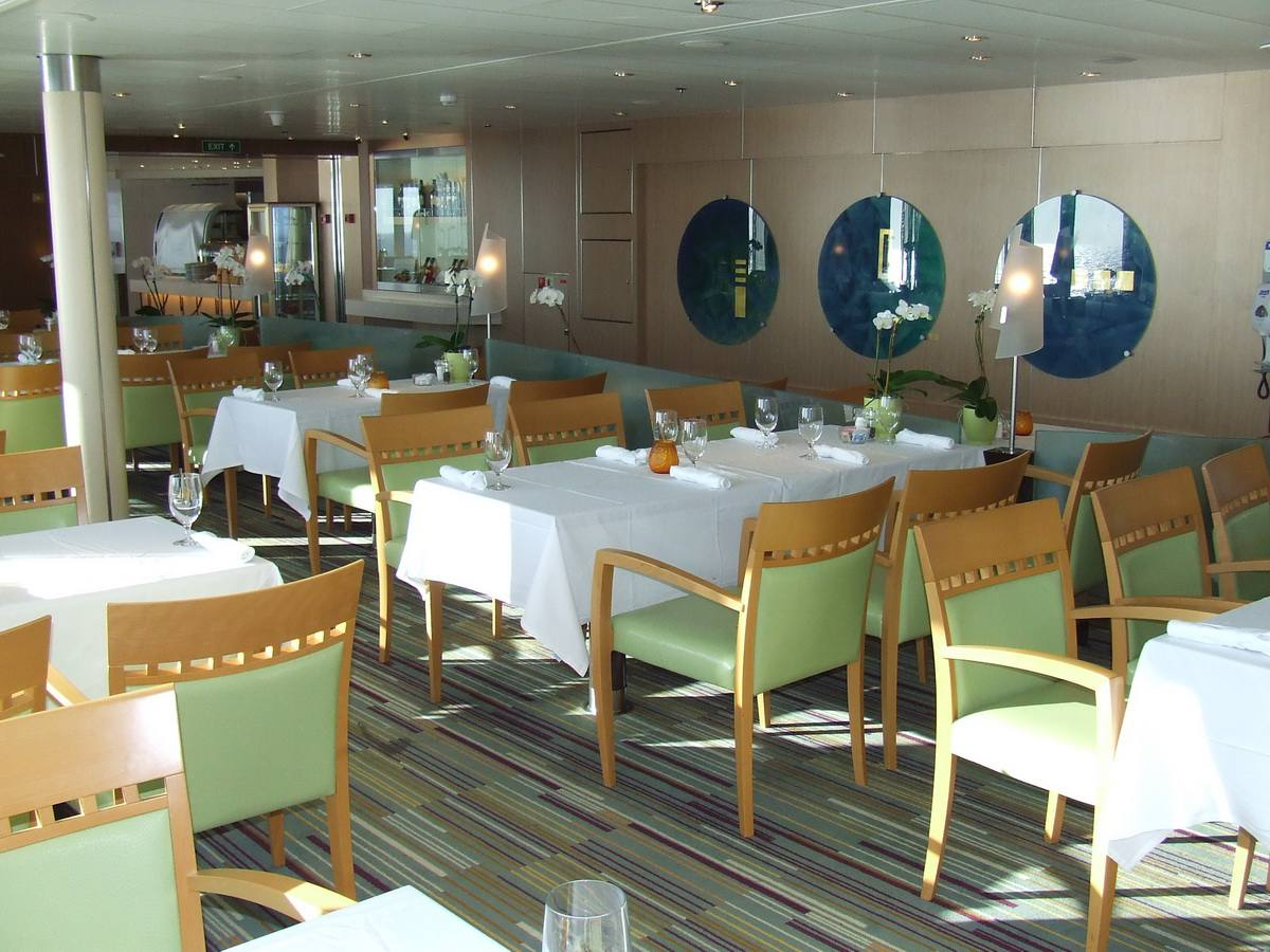 Eurodam Lido Restaurant