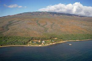 Coast of Lanai