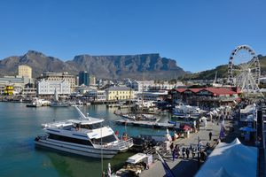 V&A Waterfront, Cape Town