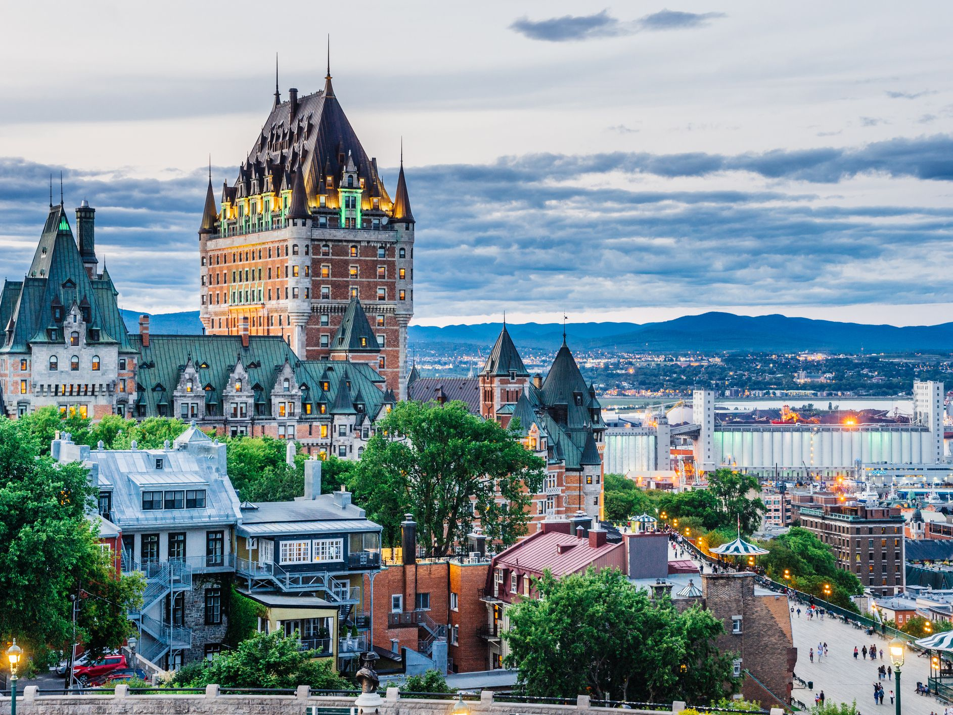 The Best Time to Visit Quebec City