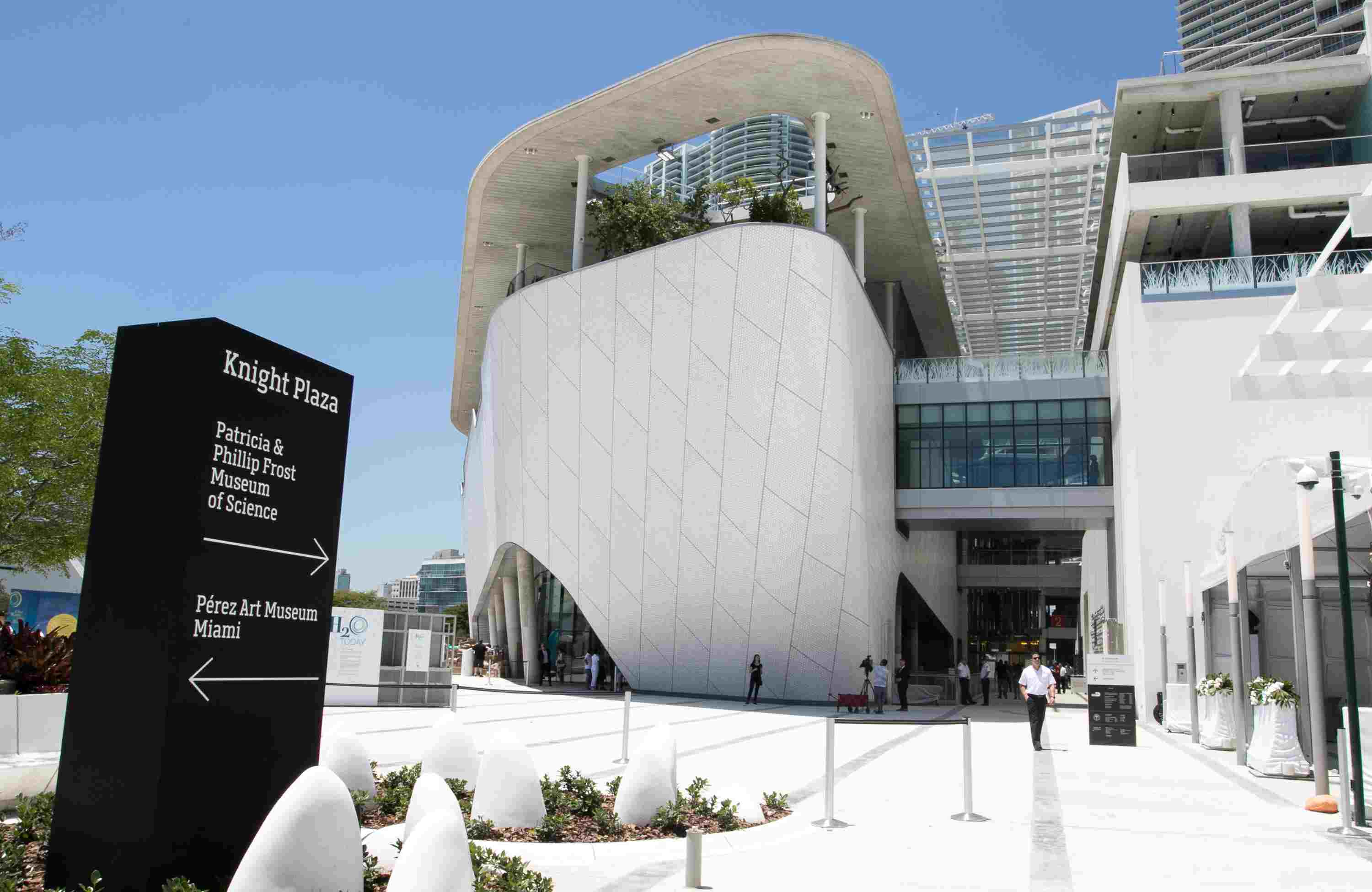 New Science Museum Miami >> Guide To Miami S Museum Of Science