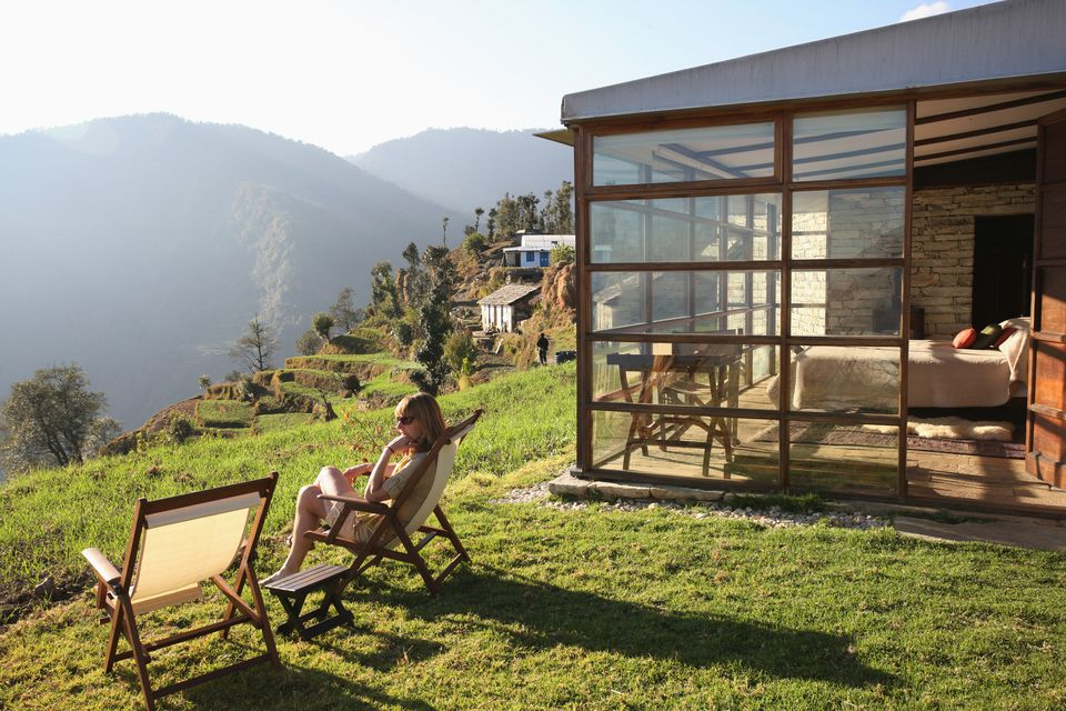 Hotel in Indian Himalayas, Shakti 360 Degrees Leti