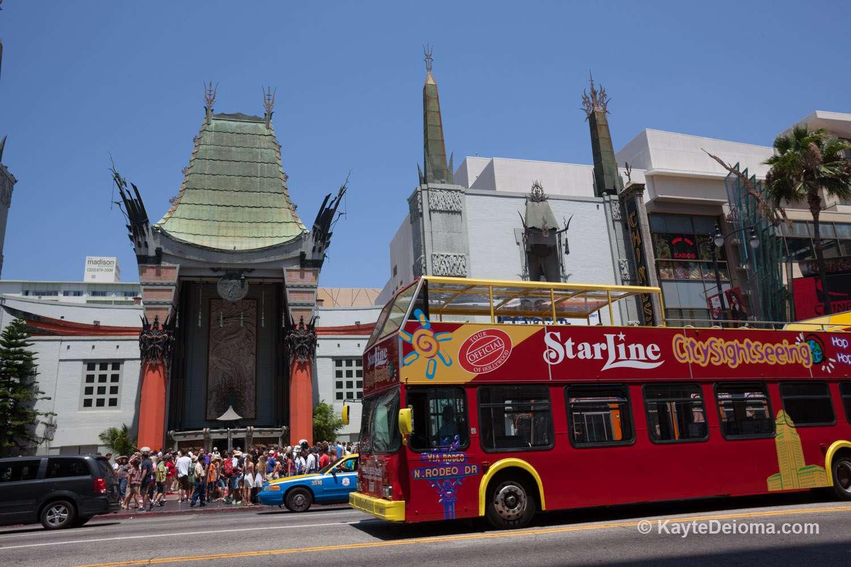 Autobús turístico Starline Hop-On Hop-Off