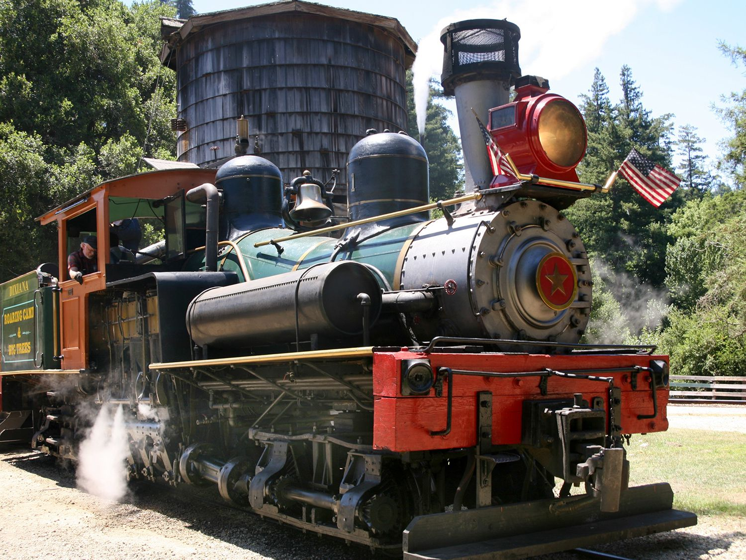 The 9 Best Train Rides in Northern California