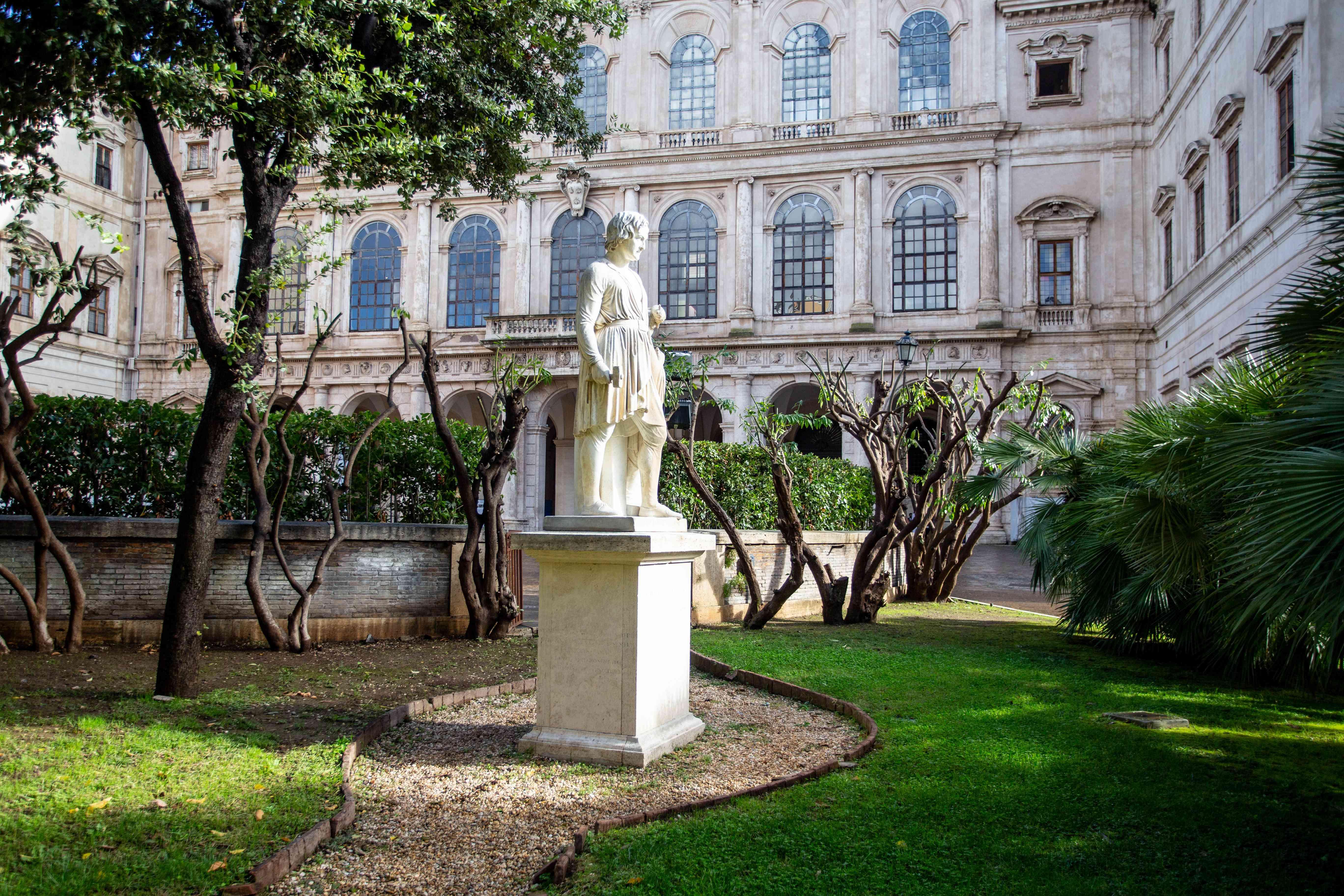 National Gallery of Ancient Art (Palazzo Barberini), Rome, Italy