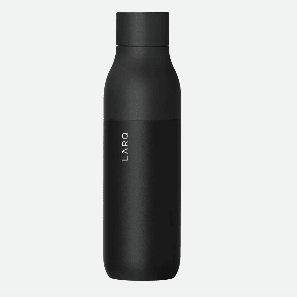 Given Water Bottle White