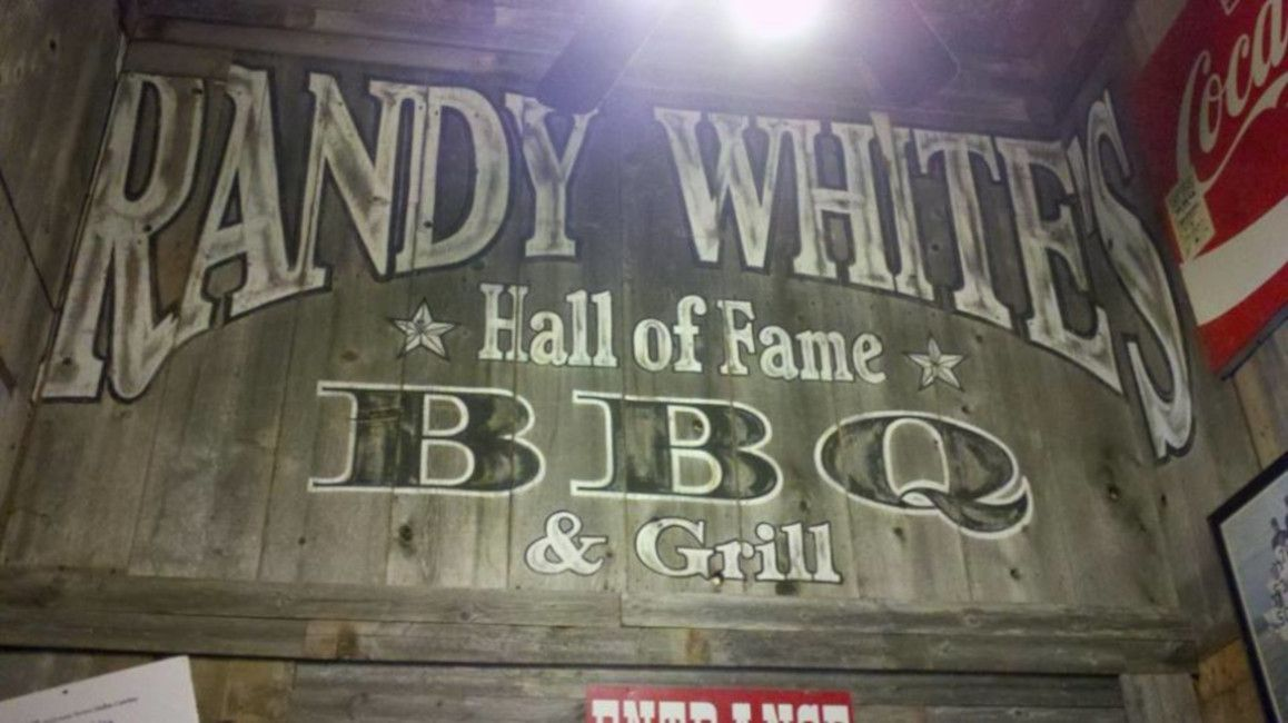 Randy White's Hall of Fame BBQ