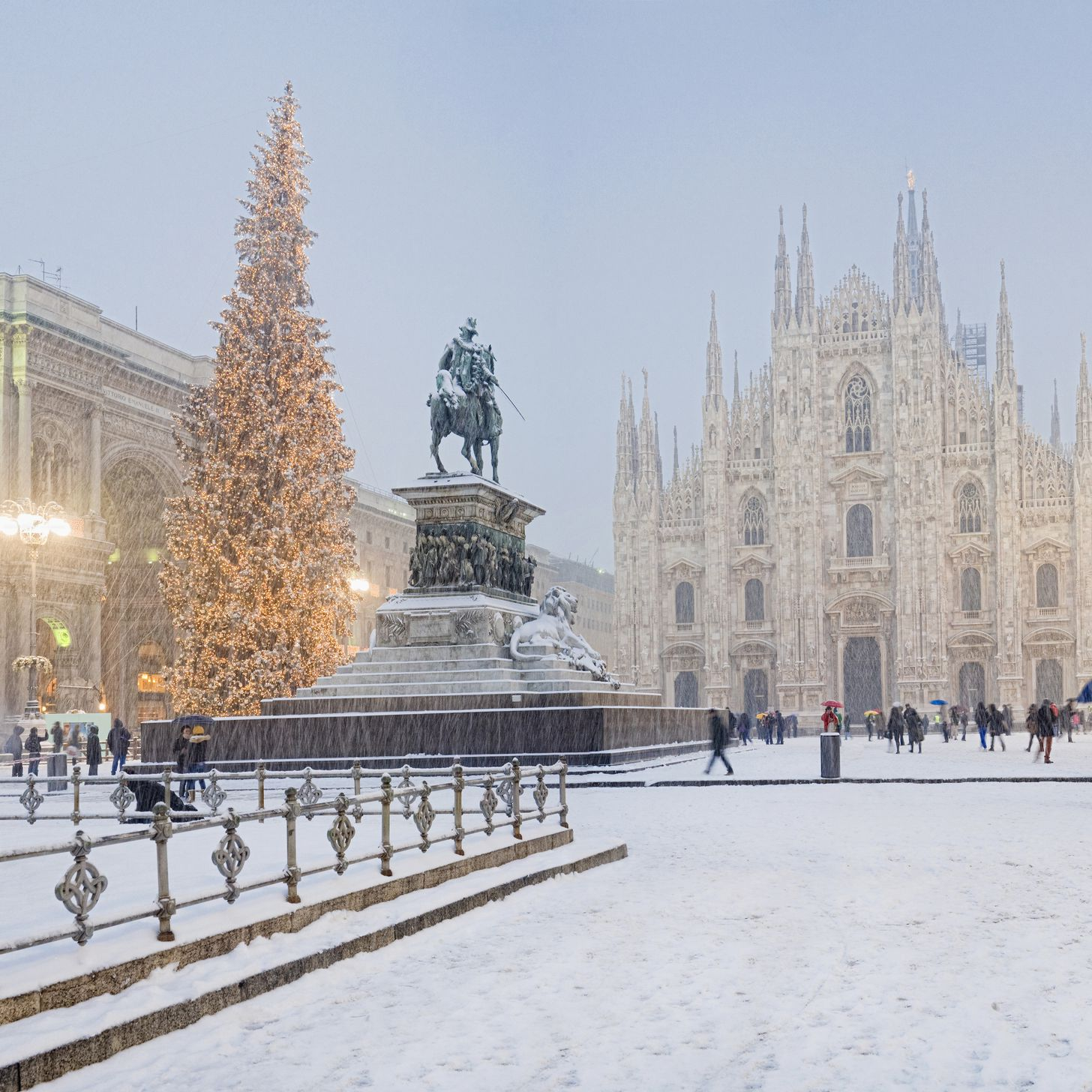 December Events and Festivals in Milan, Italy