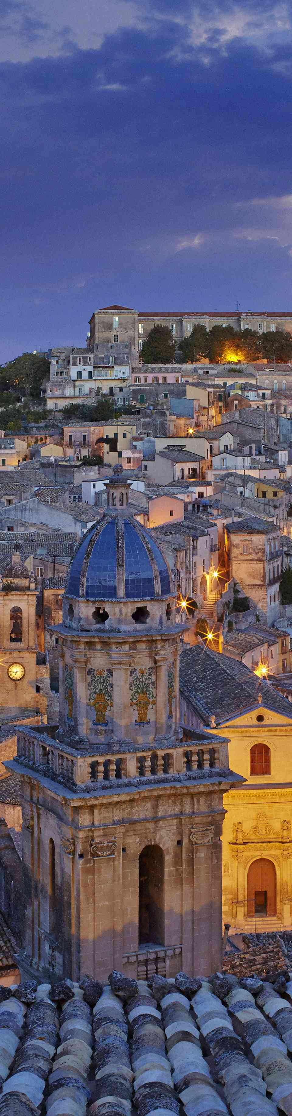 Ragusa Ibla, Sicily, an Overseas Adventure Travel destination
