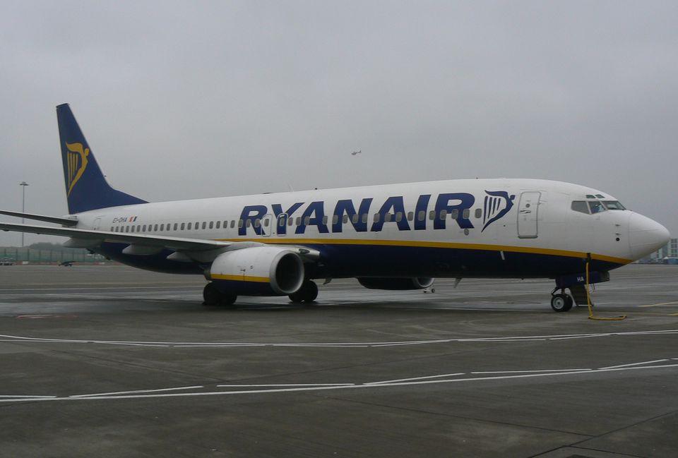 Ryanair Priority Boarding