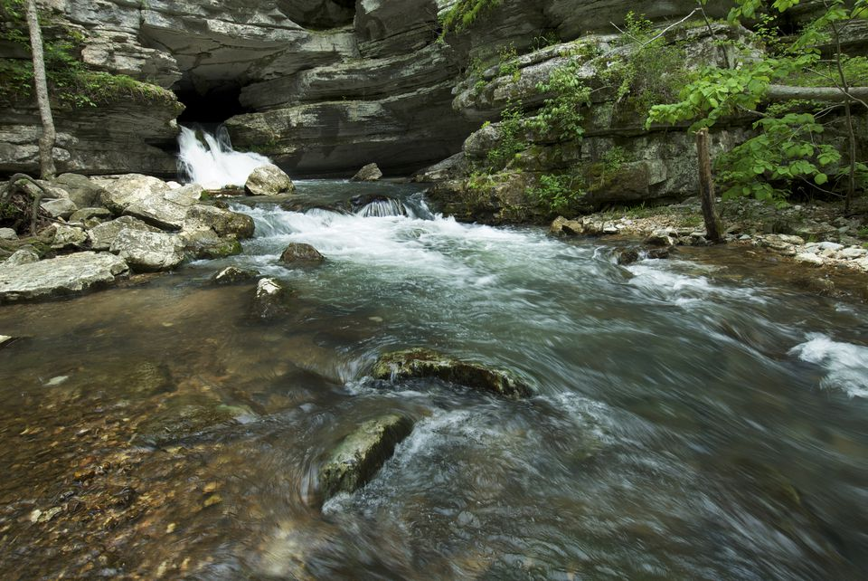Blanchard Springs State Park