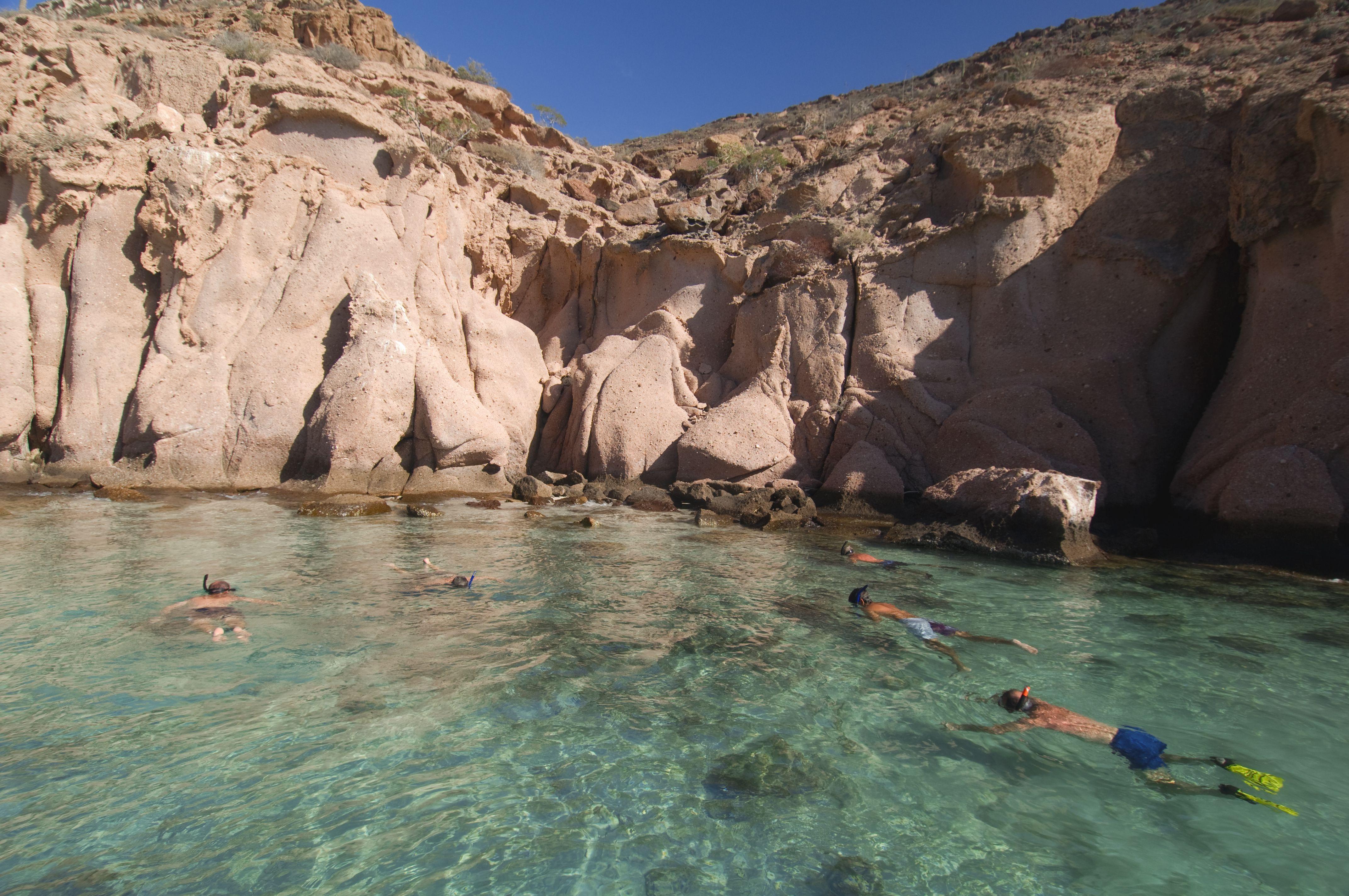 Baja, Sea of Cortez, Baja Calfornia Sur, Mexico