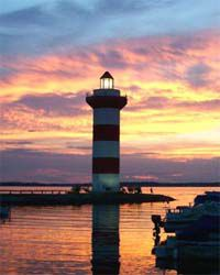 Lake Conroe Lighthouse