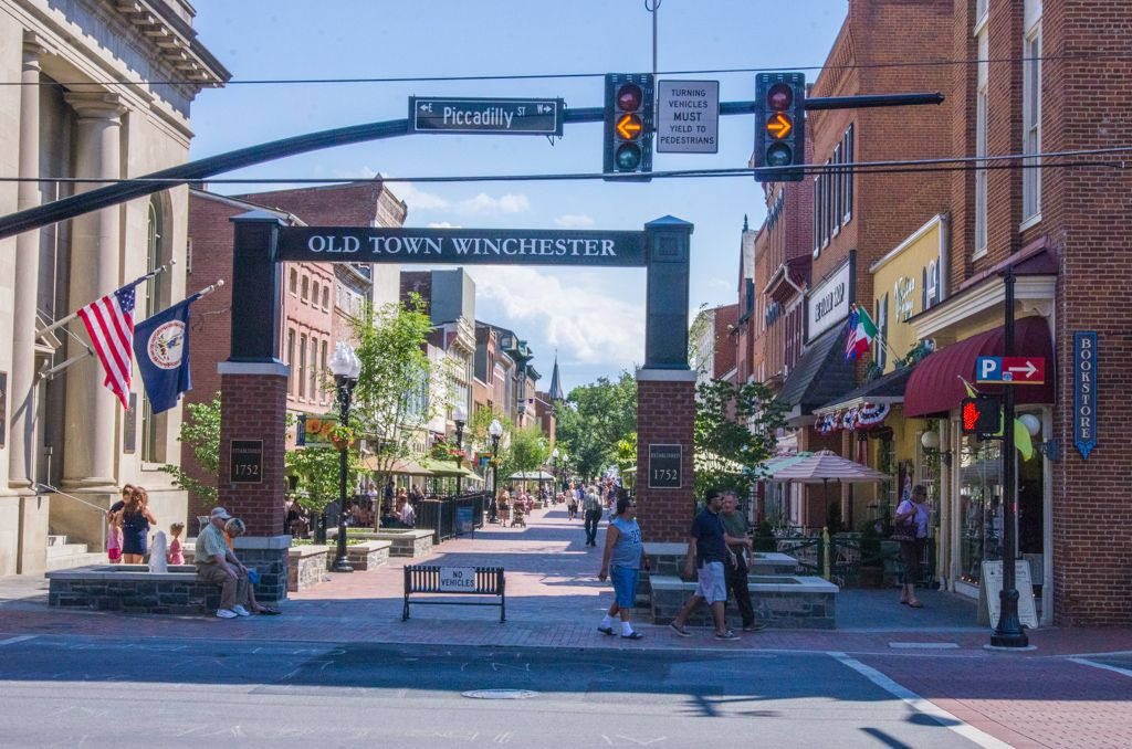 An Image Gallery of Winchester, Virginia