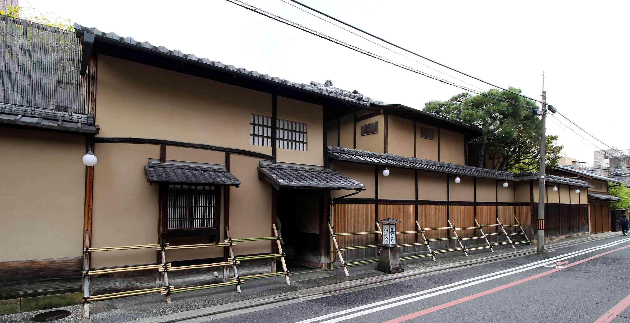 Tawaraya Ryokan in Kyoto, Japan.