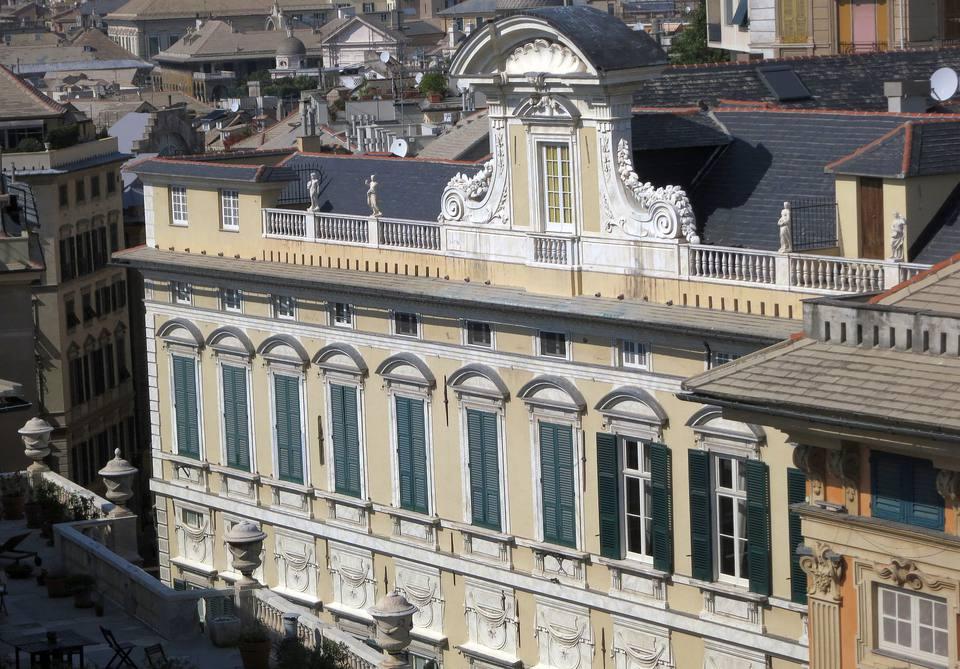 foto de génova palazzo